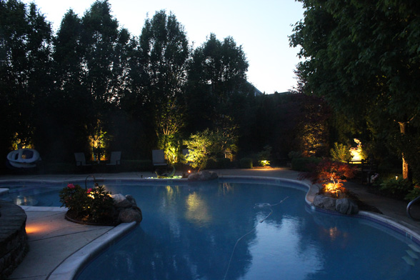 patio pool lighting midwest