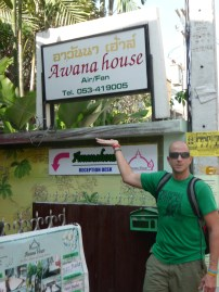 Awana House: The ONLY place to stay in Chiang Mai!