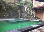 Gorgeous pool at our Ubud hotel