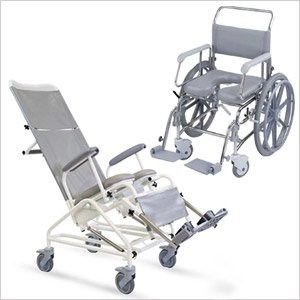 disability bathing and showering equipment -shower chairs
