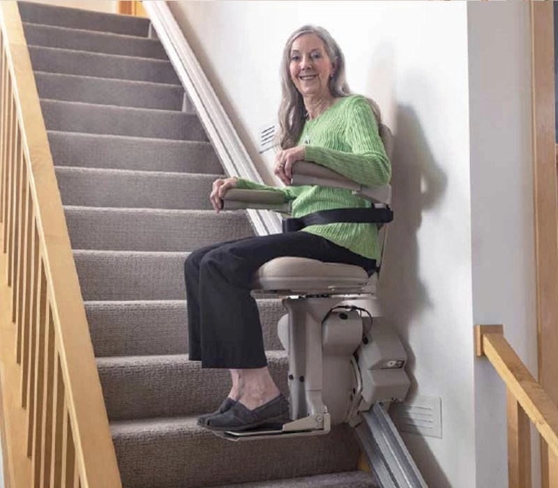 Straight Stairlifts Gloucestershire