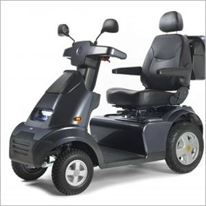 Mobility Scooter Gloucestershire-Class-3 Road Legal Scooter Breeze 4s