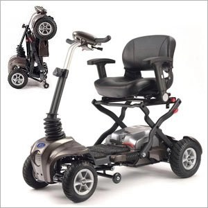 Mobility Scooters Gloucestershire - Maximo scooter-boot scooter