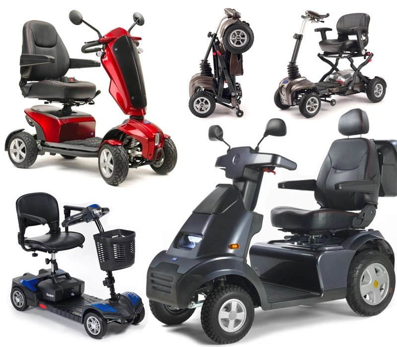 Mobility Scooters Gloucestershire