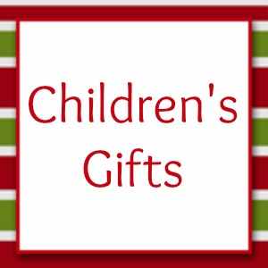 Children's Gifts - Holiday Gift Guide