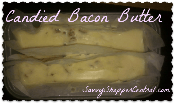 Candied Bacon Butter Recipe
