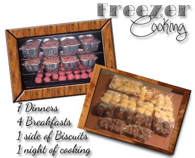Freezer Cooking
