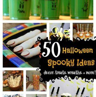 50 Spooky Halloween Ideas