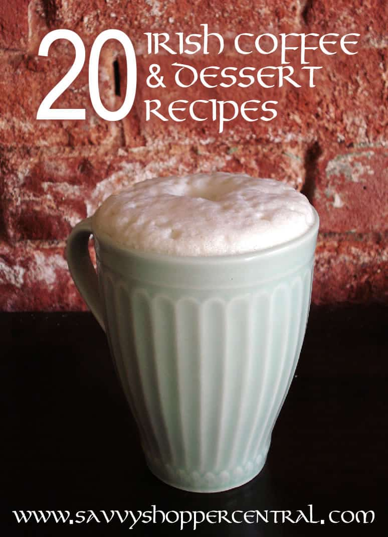 National Irish Coffee Day Recipes