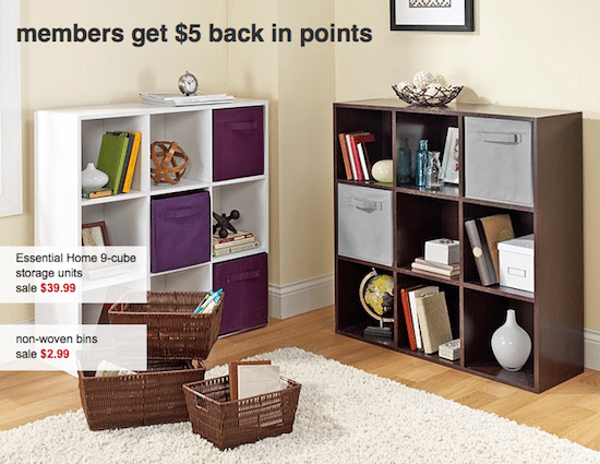 Kmart Semiannual Home Sale