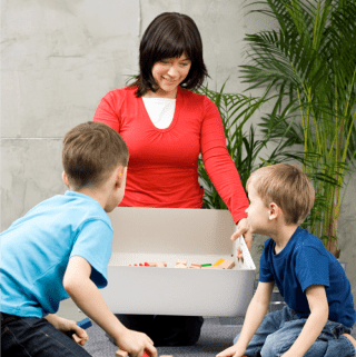 Age Appropriate Chore Ideas for 4 to 5 year olds