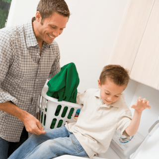 Age Appropriate Chore Ideas for 6 to 8 year olds