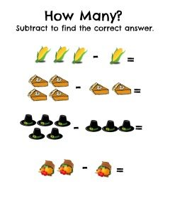 How many subtracting