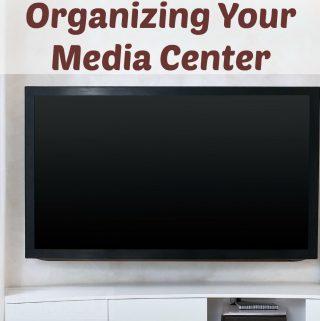 Organizing the Media Center