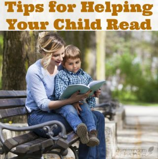 Tips for Helping Children Read