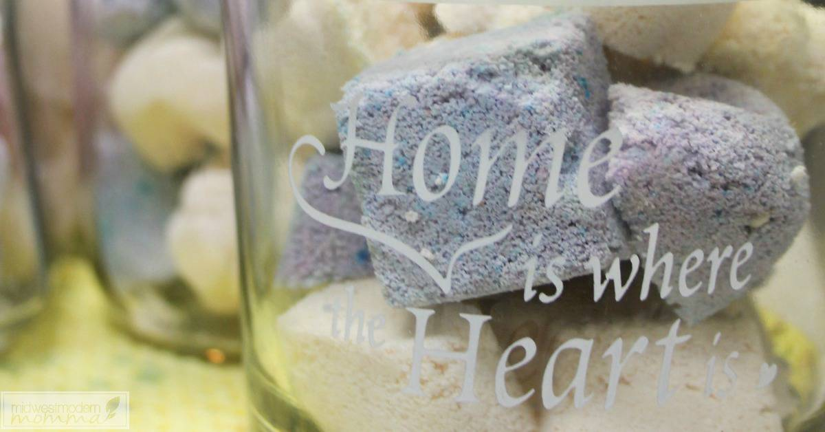 Homemade Bath Bombs are super easy to make and tons of fun! Make our lemon and lavender essential oil scented fizzy homemade bath bombs today!