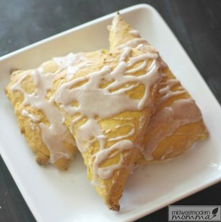 Easy & Delicious Homemade Maple Pumpkin Scone Recipe