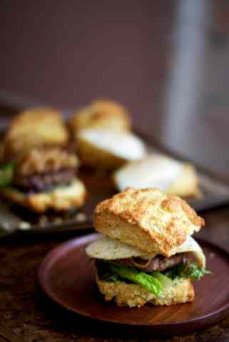 Accidental Breakfast Biscuits | via Midwest Nice Blog