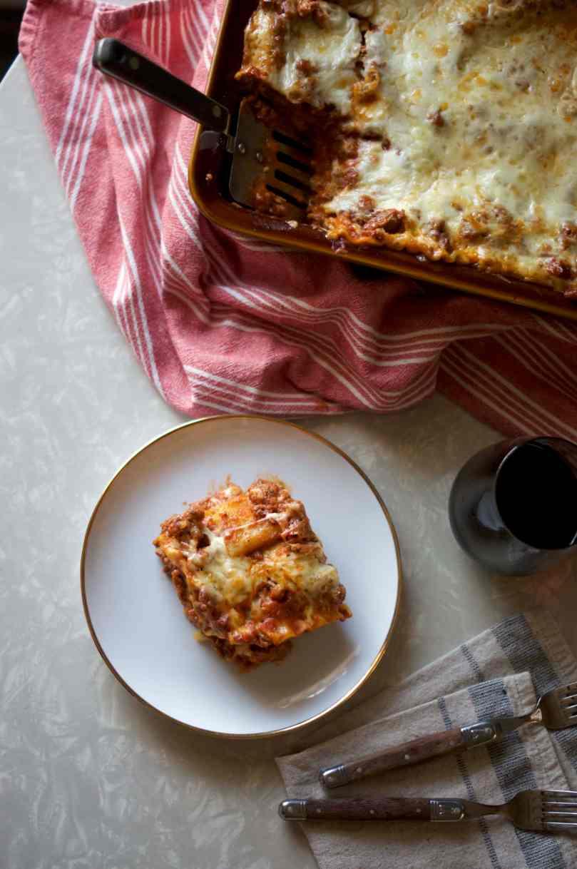 Melba's Lasagna