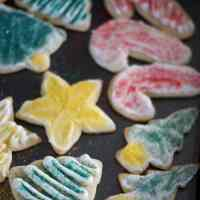 Grandma Green's Cutout Cookies