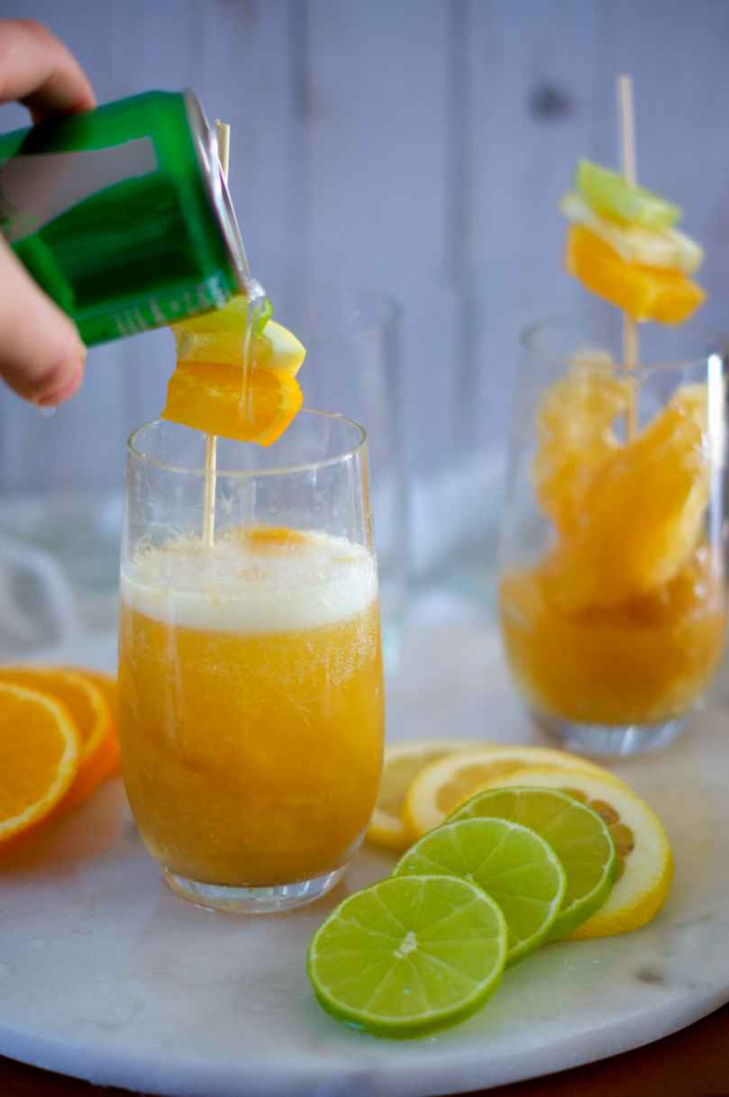 Brandy Slush via Midwest Nice Blog