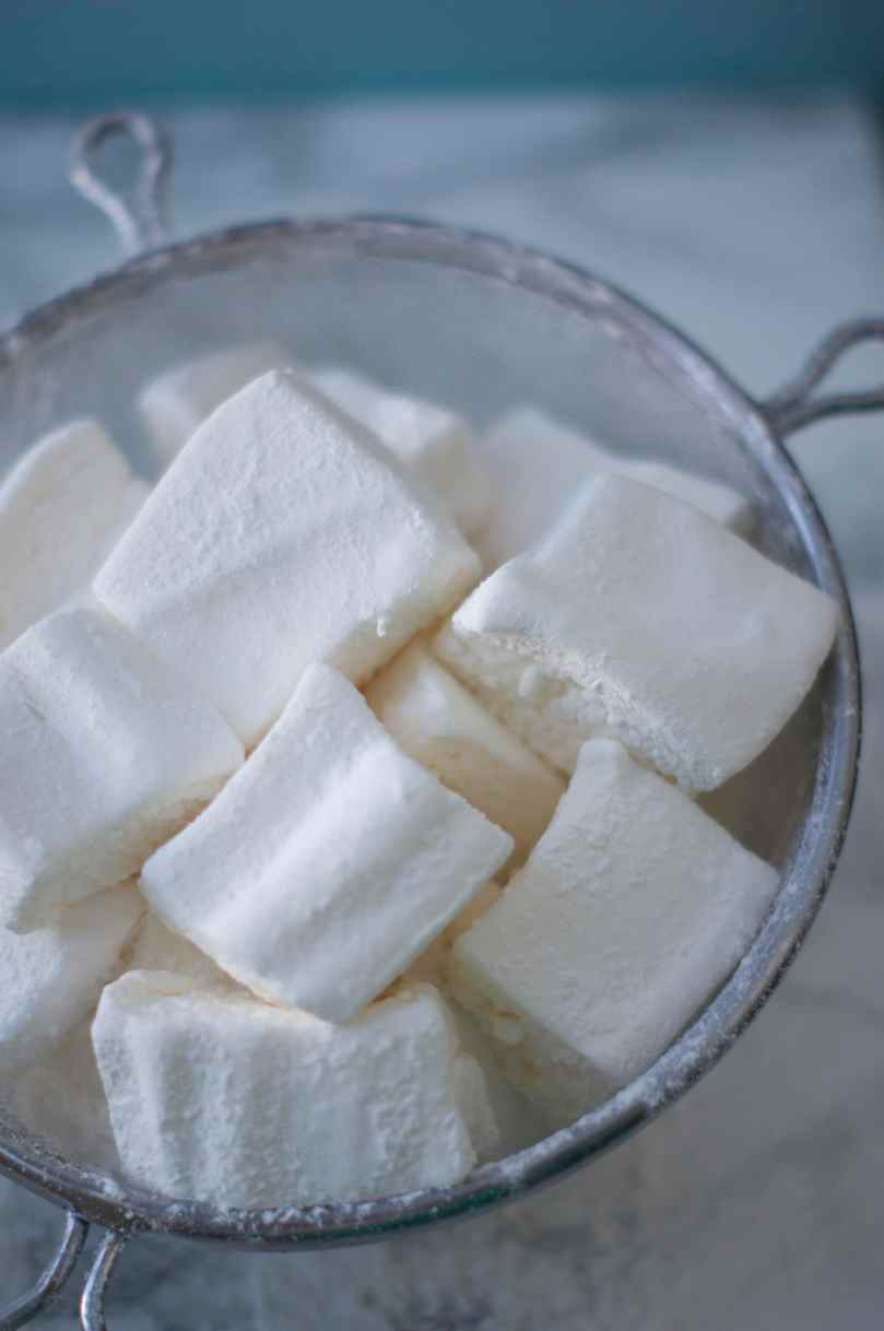 Bourbon Vanilla Marshmallows