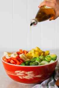Pan Roasted Vegetables | Midwest Nice