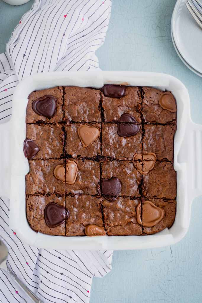 The Best Brownie Recipe