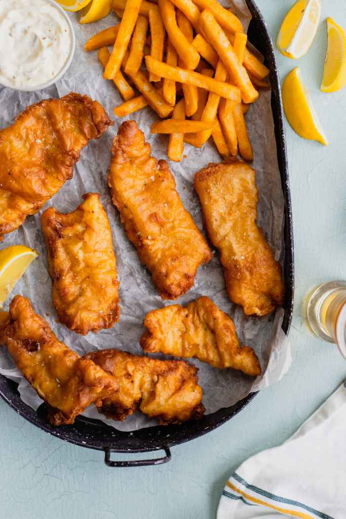 perfect fish fry recipe