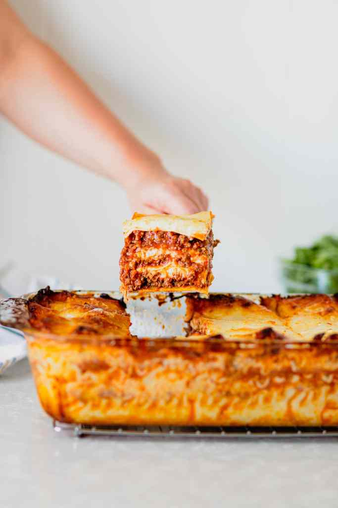 the best lasagna recipe ever