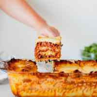 Melba's Best Lasagna Recipe Ever