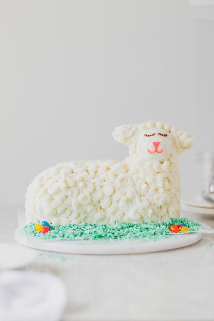 Lamb Cake Recipe Fail