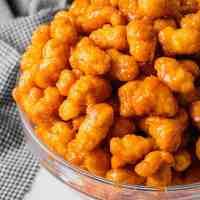 Puffed Caramel Corn Recipe