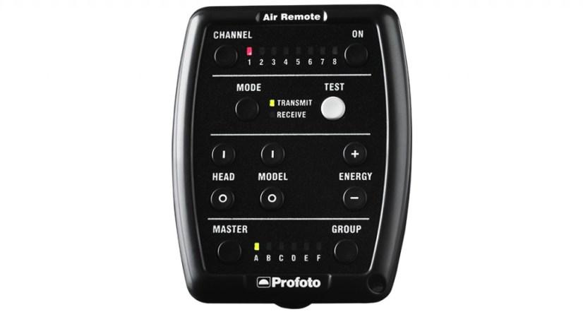 The Profoto Air Remote