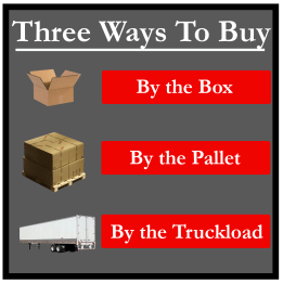 Three Ways to Buy - color