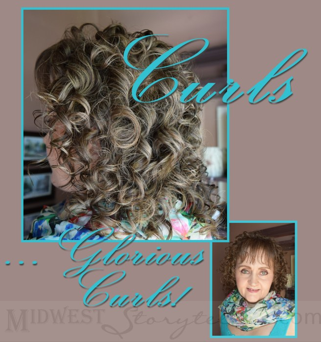 Curls...Glorious Curls! www.midweststoryteller.com