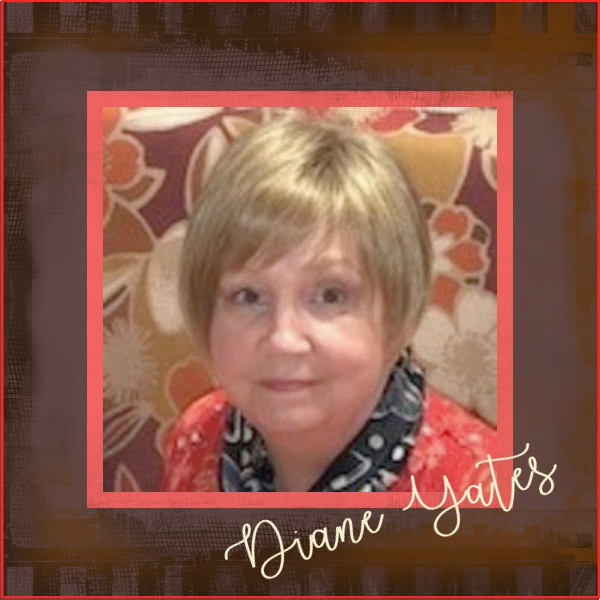 Author Diane Yates