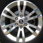 Chevrolet Trailblazer 5321p Oem Wheel 17800192 Oem Original Alloy Wheel
