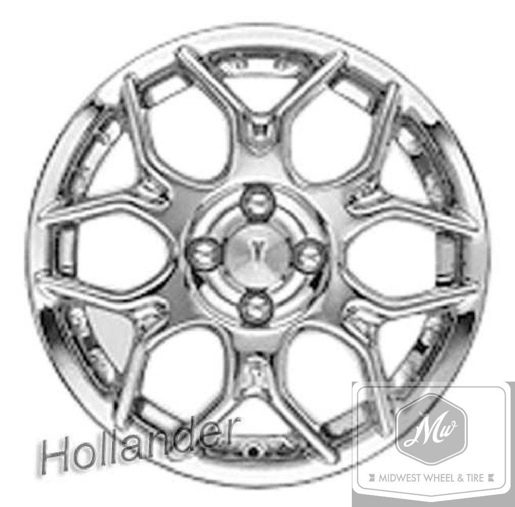 Pontiac C Oem Wheel