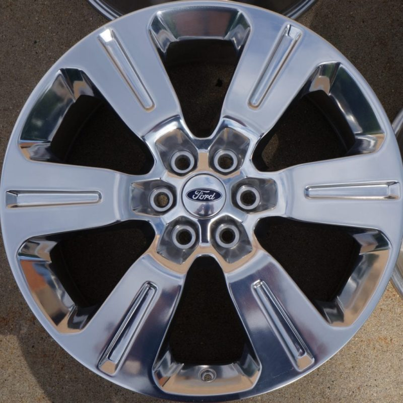 Ford F150 2016 Oem Alloy Wheels Midwest Wheel Amp Tire