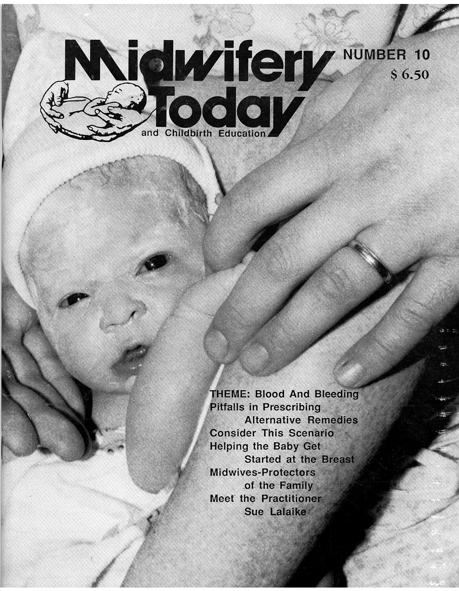 Midwifery Today Issue 10