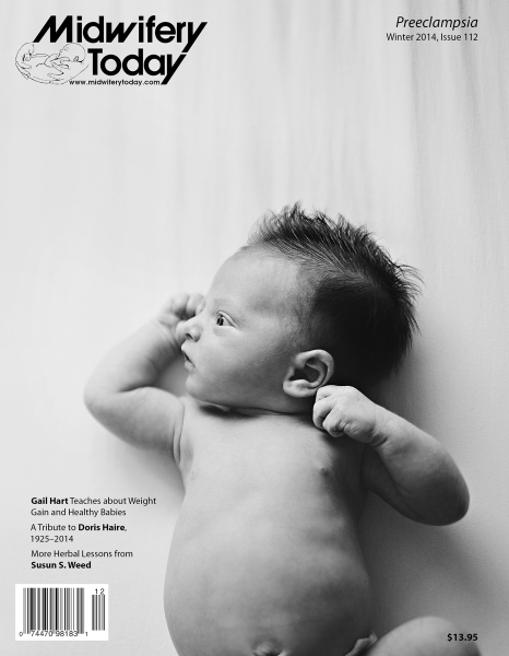 Midwifery Today Issue 112