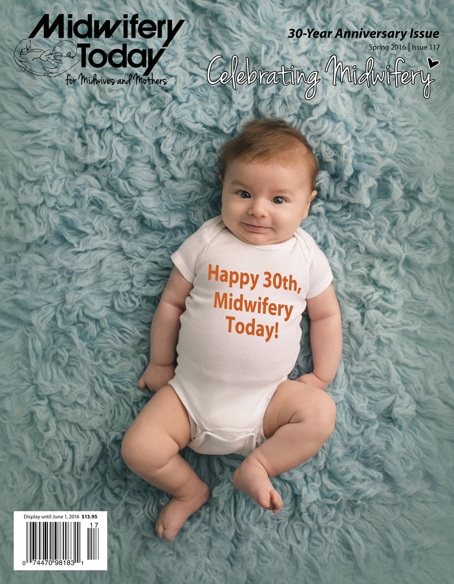 Midwifery Today Issue 117