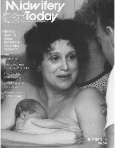 Midwifery Today Issue 14