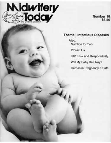 Midwifery Today Issue 16