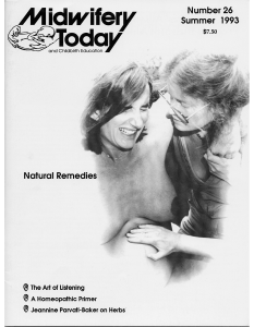 Midwifery Today Issue 26
