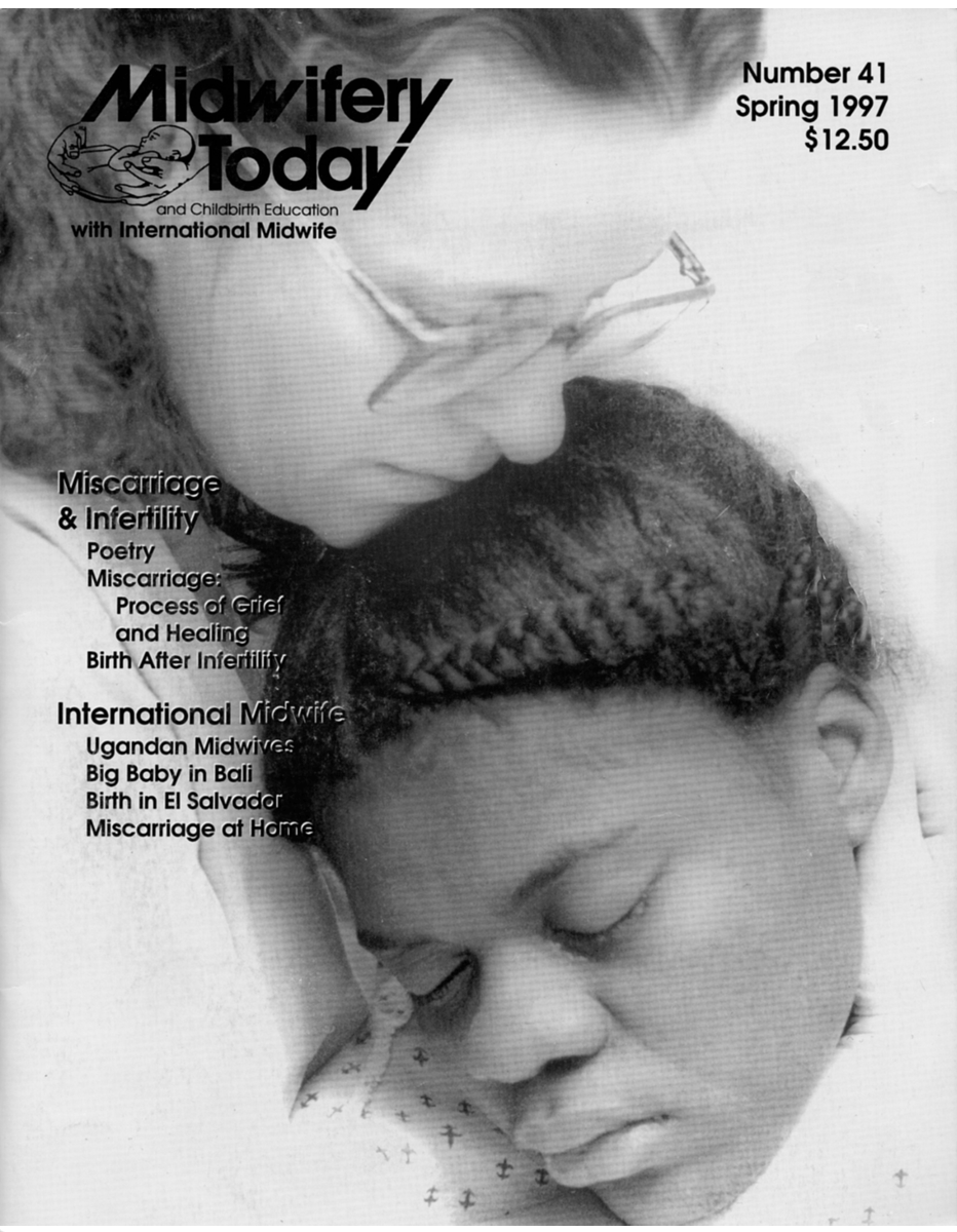 Midwifery Today Issue 41