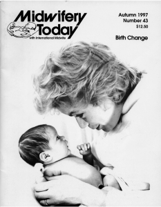 Midwifery Today Issue 43