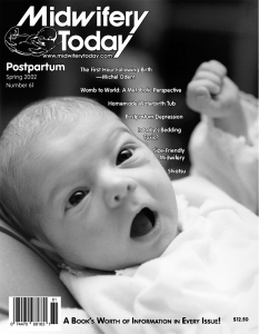 Midwifery Today Issue 61