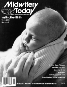 Midwifery Today Issue 68